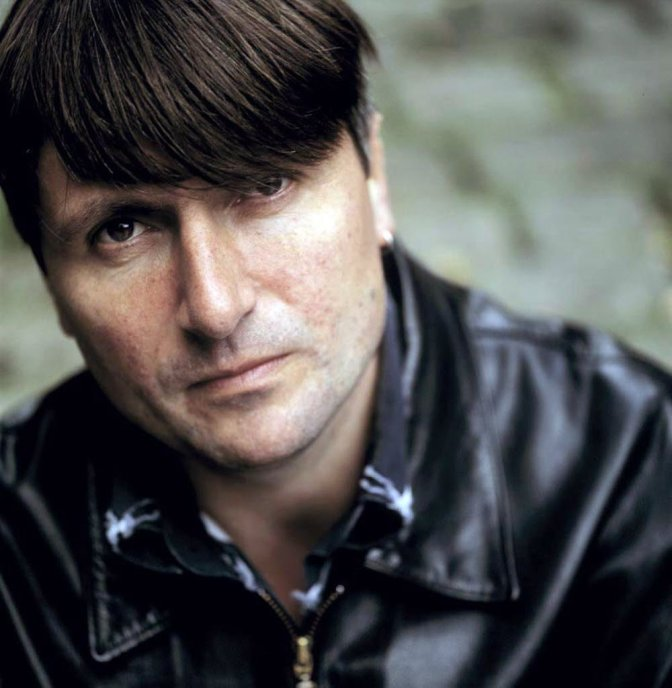 Chilling poetry: Simon Armitage