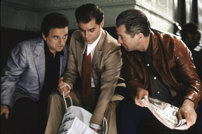 Darklight will screen Martin Scorsese's Goodfellas in the Darklight Cinemobile on Smithfield Square.