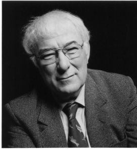 The late Seamus Heaney, whose life's work was celebrated, last night, by his devoted readership and by a cast of poets, musicians and friends.